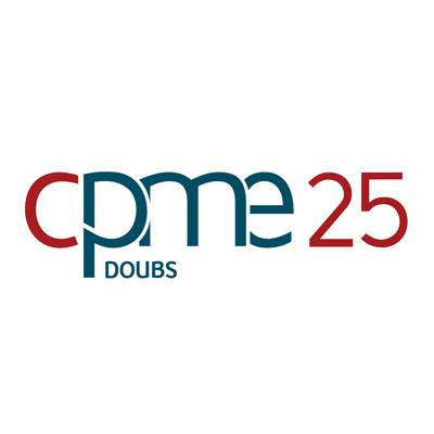 Logo de la CPME 25