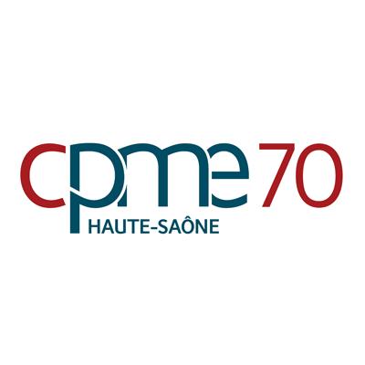 Logo de la CPME 70