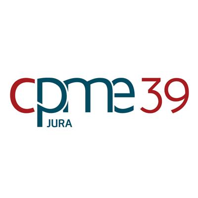 Logo de la CPME 39