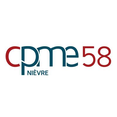Logo de la CPME 58