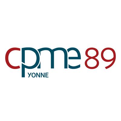 Logo de la CPME 89
